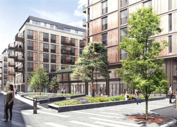Thumbnail 2 bed flat for sale in Anthology Deptford Foundry, Moulding Lane, Deptford, London