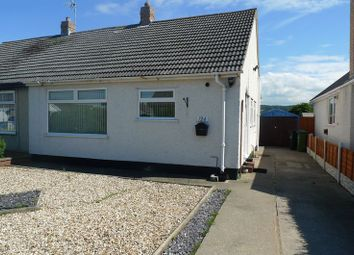 Thumbnail 2 bedroom semi-detached bungalow to rent in Beverley Drive, Prestatyn