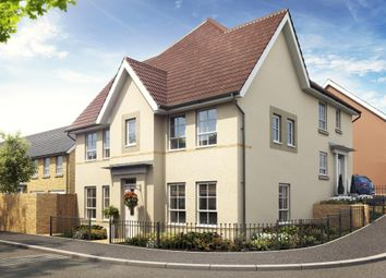 "Thumbnail 3 bedroom detached house for sale in ""Morpeth"" at Great Mead, Yeovil"