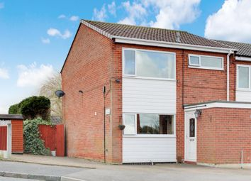 Thumbnail 3 bed end terrace house for sale in Willow Avenue, Cheadle Hulme, Cheadle