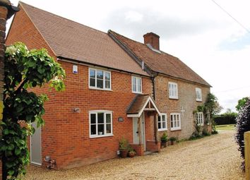 Thumbnail 4 bed cottage to rent in Ashmansworth, Newbury