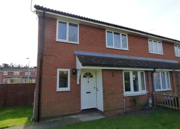 Thumbnail 2 bedroom property to rent in Essex Way, Purdis Farm, Ipswich