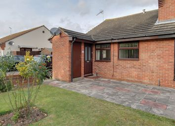 Thumbnail 1 bedroom terraced bungalow for sale in Chinook, Highwoods, Colchester