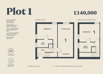 Thumbnail 2 bedroom maisonette for sale in The Old School, Marshall Street, Hull