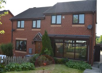 Thumbnail 3 bed semi-detached house for sale in Regent Mews, Soothill, Batley, West Yorkshire