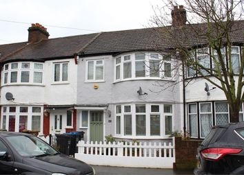 Thumbnail 3 bed terraced house to rent in Berne Road, Thornton Heath, Surrey