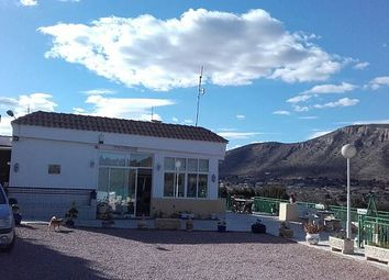 Thumbnail 5 bed country house for sale in Hondon De Las Nieves, Valencia, Spain