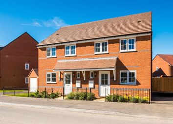 "Thumbnail 3 bedroom semi-detached house for sale in ""Barwick"" at Saxon Court, Bicton Heath, Shrewsbury"
