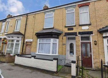 Thumbnail 3 bed terraced house for sale in Portobello Street, Hull