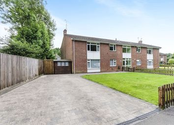 Thumbnail 2 bed flat for sale in Fleming Place, Colden Common, Winchester