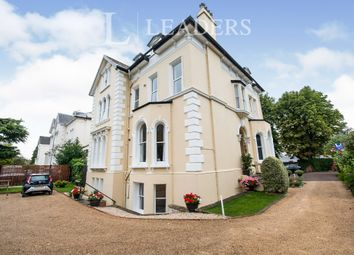 Thumbnail 1 bed flat to rent in Moorend Park Road, The Park
