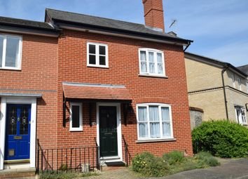 Thumbnail 3 bed semi-detached house for sale in Sextons Meadows, Bury St. Edmunds