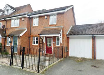 Thumbnail 3 bed semi-detached house to rent in Miller Road, Elstow, Bedford