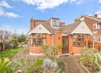Thumbnail 3 bed detached bungalow for sale in Orchard Avenue, Strood, Kent