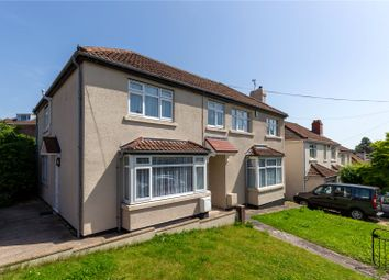 Thumbnail 1 bed flat for sale in Clare Avenue, Bishopston, Bristol