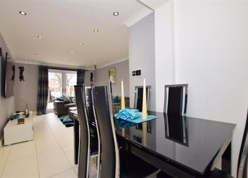 Thumbnail 4 bed end terrace house for sale in Kesteven Close, Hainault, Ilford, Essex