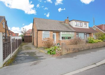 Thumbnail 2 bed semi-detached bungalow for sale in Scott Green Crescent, Gildersome, Morley, Leeds