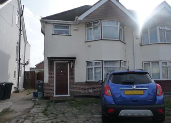 Thumbnail Semi-detached house for sale in Munster Avenue, Hounslow
