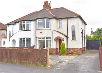 Thumbnail 3 bedroom semi-detached house to rent in Arncliffe Road, Harrogate