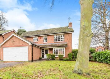 Thumbnail 4 bed detached house to rent in Madison Drive, Bawtry, Doncaster