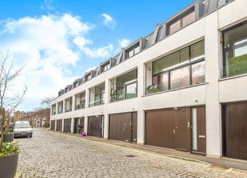 Shirland Mews, London W9. 4 bed terraced house for sale