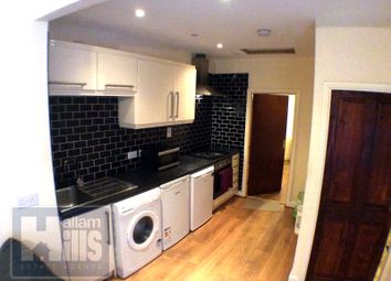 1 bed flat to rent in Holland Road, Sheffield, South Yorkshire S2