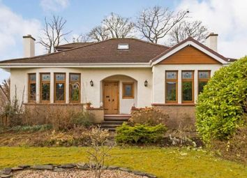 Thumbnail 5 bed bungalow for sale in Burnside Road, Rutherglen, Glasgow, South Lanarkshire