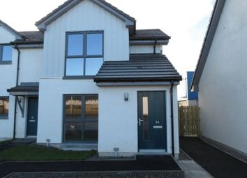 Thumbnail 2 bed flat for sale in Merkinch Place, Inverness