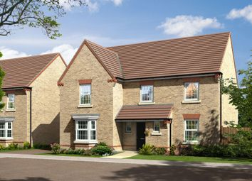 "Thumbnail 5 bed detached house for sale in ""Manning"" at Hanzard Drive, Wynyard Business Park, Wynyard, Billingham"