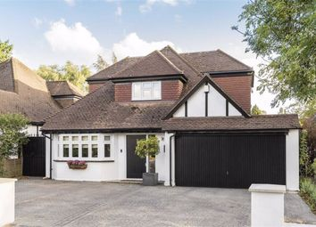 Whitehall Road, Woodford Green, Essex IG8. 4 bed detached bungalow