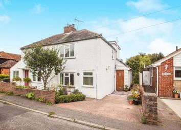Thumbnail 2 bed semi-detached house for sale in School Lane, Blean, Canterbury