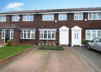 Thumbnail 3 bed terraced house for sale in Weybourne Drive, Stockport, Cheshire