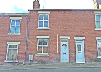Thumbnail 2 bed terraced house to rent in Ashton Street, Easington Colliery, Peterlee