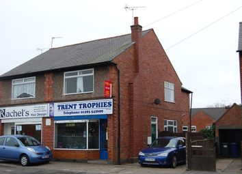 Thumbnail 1 bed flat to rent in Calais Rd, Burton Upon Trent, Staffordshire