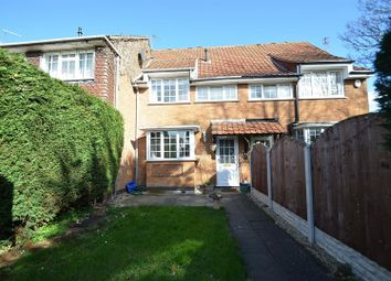 Thumbnail 3 bed terraced house for sale in Kensington Close, Toton, Beeston, Nottingham