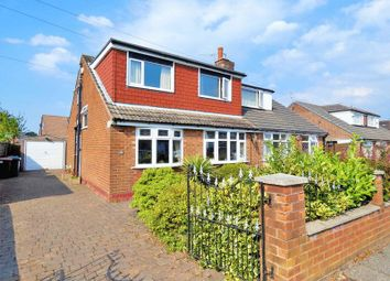 Thumbnail 4 bed semi-detached bungalow for sale in Wheatley Road, Swinton, Manchester