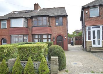 Thumbnail 4 bedroom semi-detached house for sale in Crummock Gardens, Kingsbury