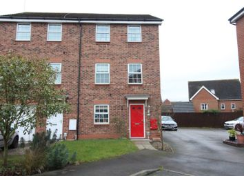 Thumbnail 3 bed end terrace house for sale in Calthwaite Drive, Brough