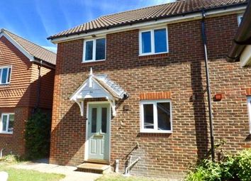 Thumbnail 3 bed semi-detached house to rent in Leonard Way, Horsham