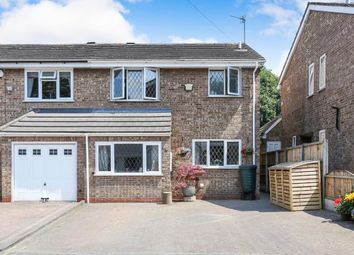 Thumbnail 3 bed semi-detached house for sale in Gorsey Way, Coleshill, Birmingham, .
