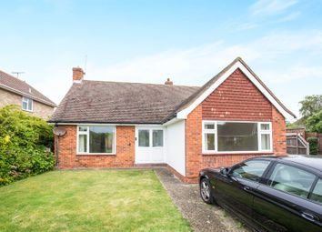 Thumbnail 2 bedroom detached bungalow for sale in Alinora Close, Goring-By-Sea, Worthing