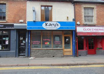 Thumbnail Restaurant/cafe to let in Kettering Road, Northampton