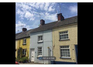 Thumbnail 3 bed terraced house to rent in Lower Church St, Chepstow
