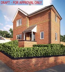Thumbnail 3 bed detached house for sale in Stanton Avenue, Belper