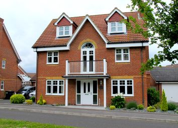 Thumbnail 5 bed detached house for sale in Proctor Drive, Lee-On-The-Solent