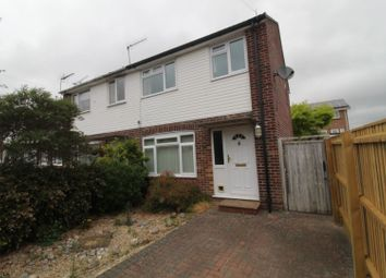 3 bed end terrace house for sale in Llewellin Close, Poole BH16
