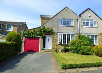 Thumbnail 3 bed semi-detached house for sale in Riddings Avenue, Burnley
