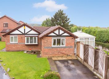 Thumbnail 3 bed detached bungalow for sale in Ridings Close, Lofthouse, Wakefield
