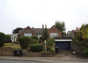 Thumbnail 4 bed bungalow for sale in Arno Vale Road, Woodthorpe, Nottingham