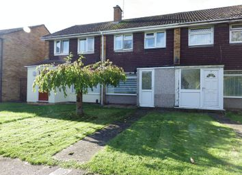 Thumbnail 3 bed terraced house for sale in Chalcombe Close, Little Stoke, Bristol